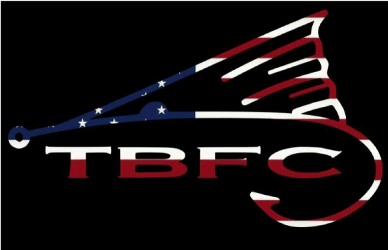 TBFC Patriot Decal 8