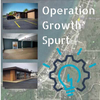 Growth Spurt!  (Capital Campaign)
