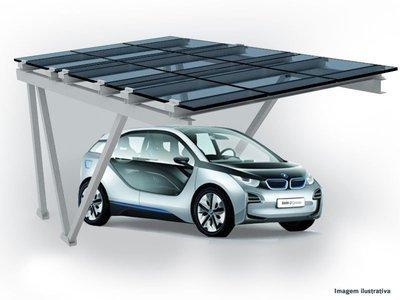 GARAGEM SOLAR CENTRIUM ENERGY 1 Vaga