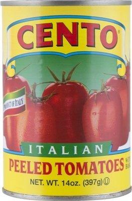 Cento Italian Whole Peeled Plum Tomatoes