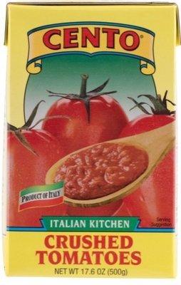 Cento Italian Kitchen Crushed Tomatoes
