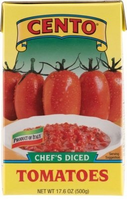 Cento Chef's Diced Tomatoes