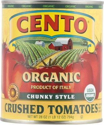 Cento Organic Crushed Tomatoes