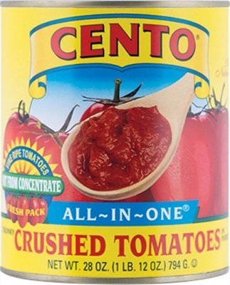 Cento All-In-One Crushed Tomatoes