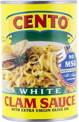 Cento White Clam Sauce