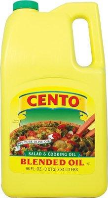 Cento Blended Oil 90% Vegetable Oil 10% Olive Oil