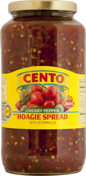 Cento Diced Hot Cherry Peppers