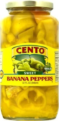 Cento Sweet Banana Peppers