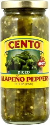 Cento Diced Jalapeno Peppers