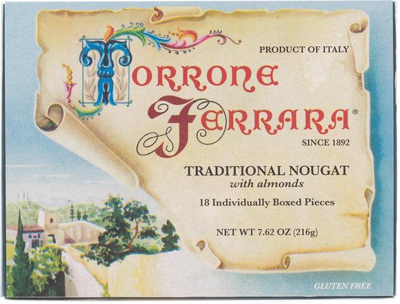 Ferrara Retro Box Torrone