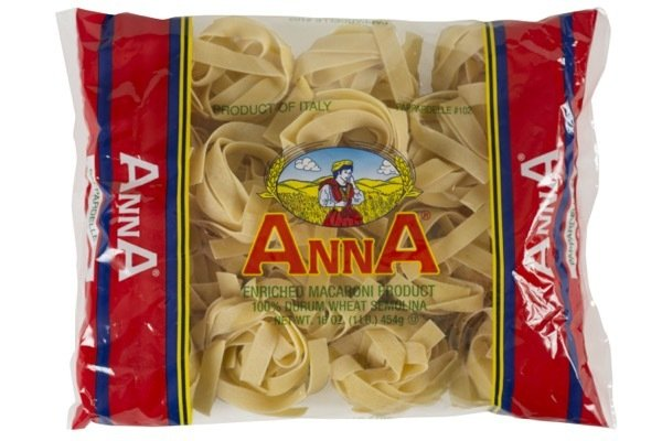 Anna Pappardelle Nests
