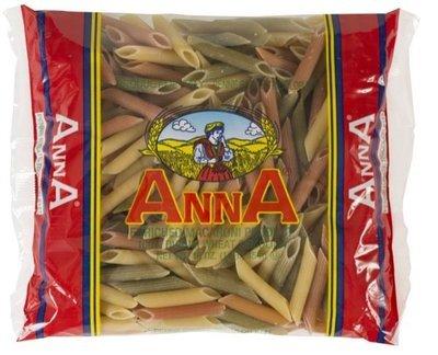 Anna Tricolor Penne Rigate
