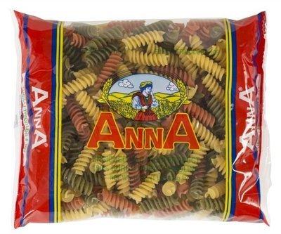 Anna Tricolor Fusilli