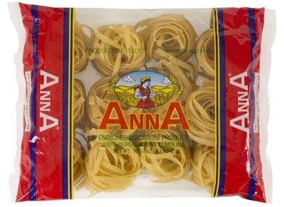 Anna Fettucine Nests