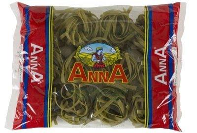 Anna Fettucine Spinach Nests