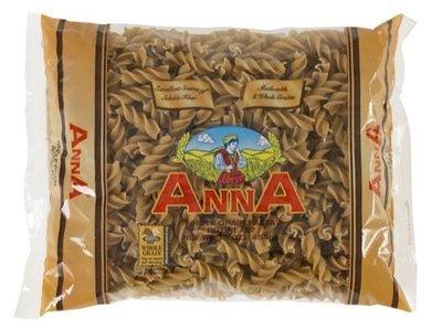 Anna Whole Grain Rotini
