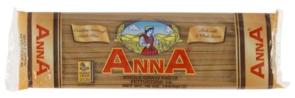 Anna Whole Grain Fettucine