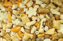 Noshies (Oriental Rice Crackers)