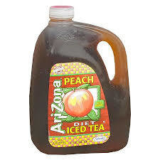 AriZona Diet Peach Tea