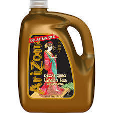 AriZona Decaffeinated Zero Green Tea