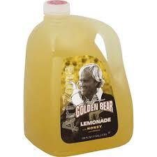 AriZona Golden Bear Lemonade
