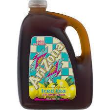 AriZona Lemon Tea
