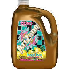 AriZona Zero Lemon Tea