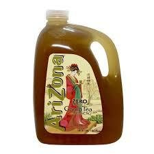 AriZona Zero Green Tea