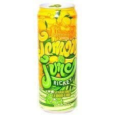 AriZona Lemon Lime Rickey