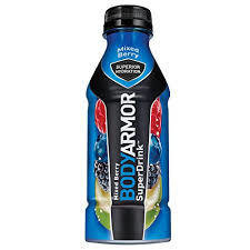 Body Armor Mixed Berry