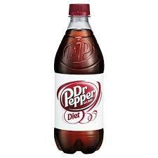 Diet Dr.Pepper