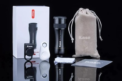 [PREBOOK] Kase 300mm 4K Professional Super Telephoto Zoom Phone Lens