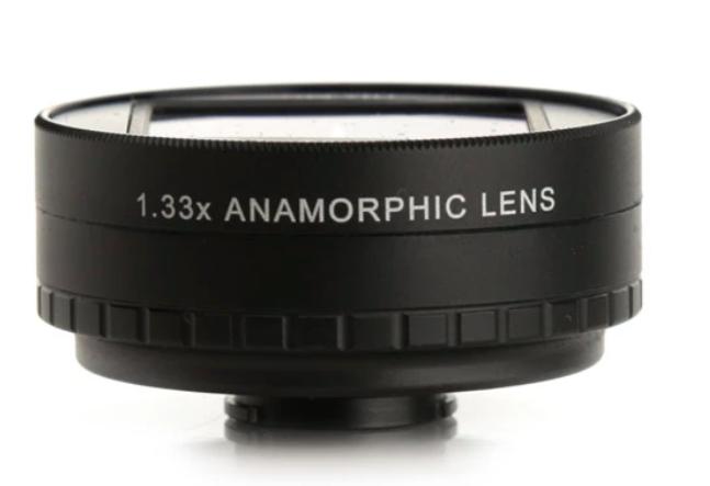 Kapkur 1.33x Anamorphic Lens for Huawei P20 Pro