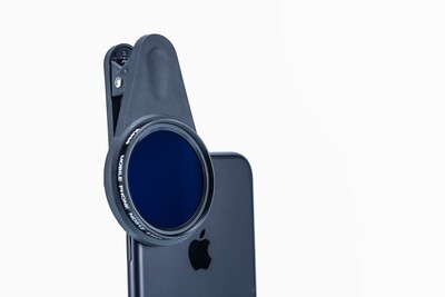 [New] Kase Premium 512 ND Filter for Phone [Neutral Density Filter]