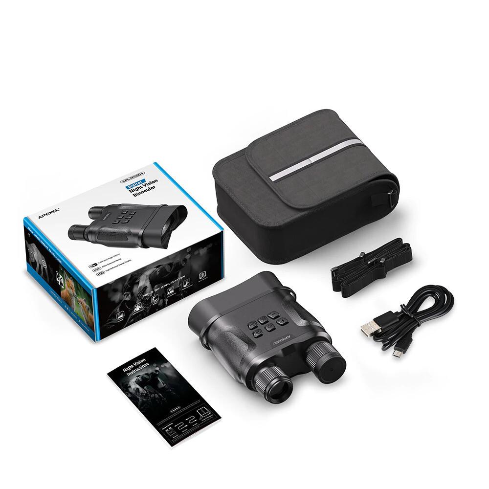 APEXEL Digital Night Vision Camera Binocular