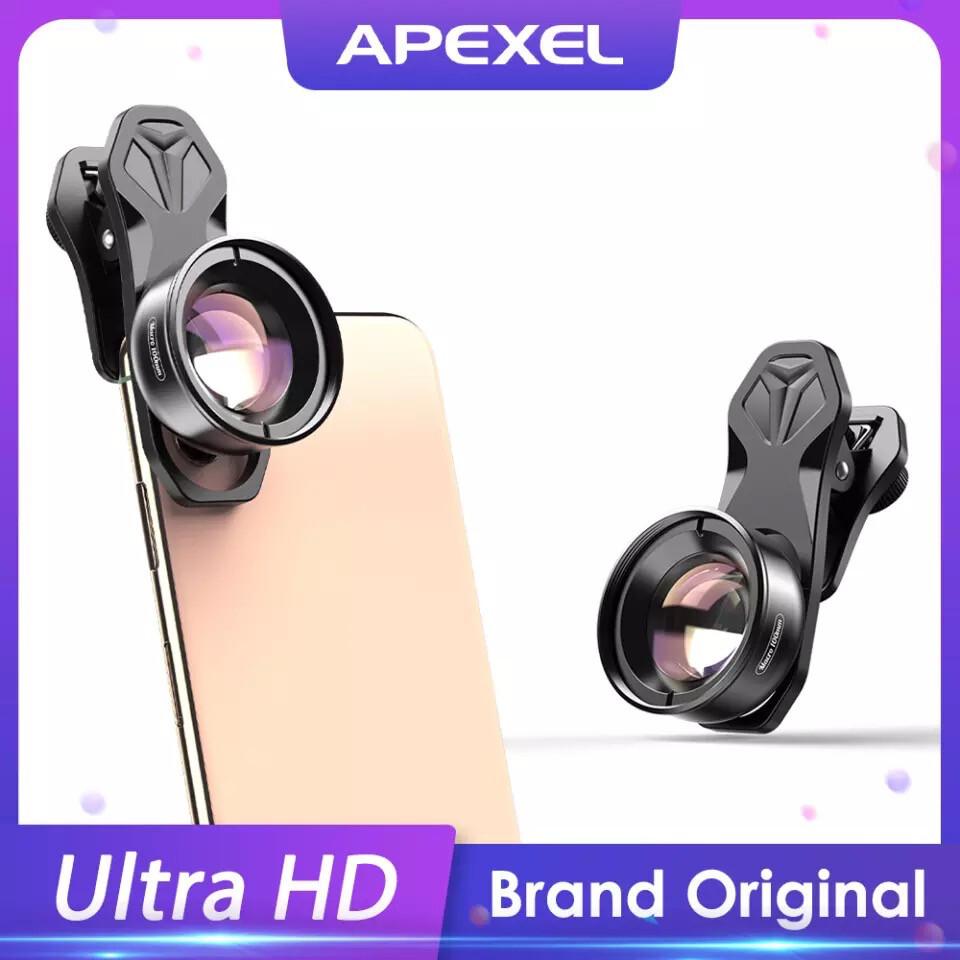 [Prebook] Apexel 100mm 10x Professional 4K Macro Phone Lens [Bokeh Killer]