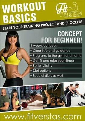 Workout Basics (WOMEN/GYM+HOME))
