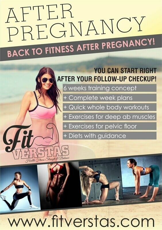 After Pregnancy (GYM)