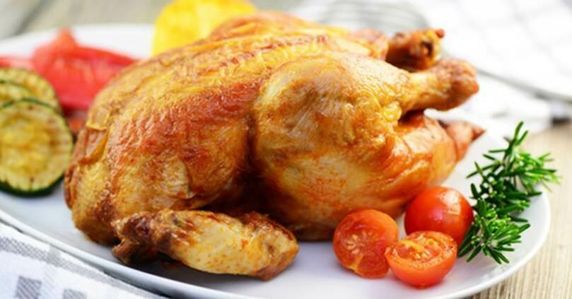 Roast Chicken (4 people)