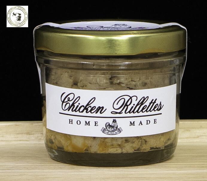 CHICKEN RILLETTES (80g)