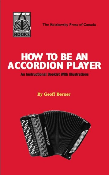How To Be An Accordion Player