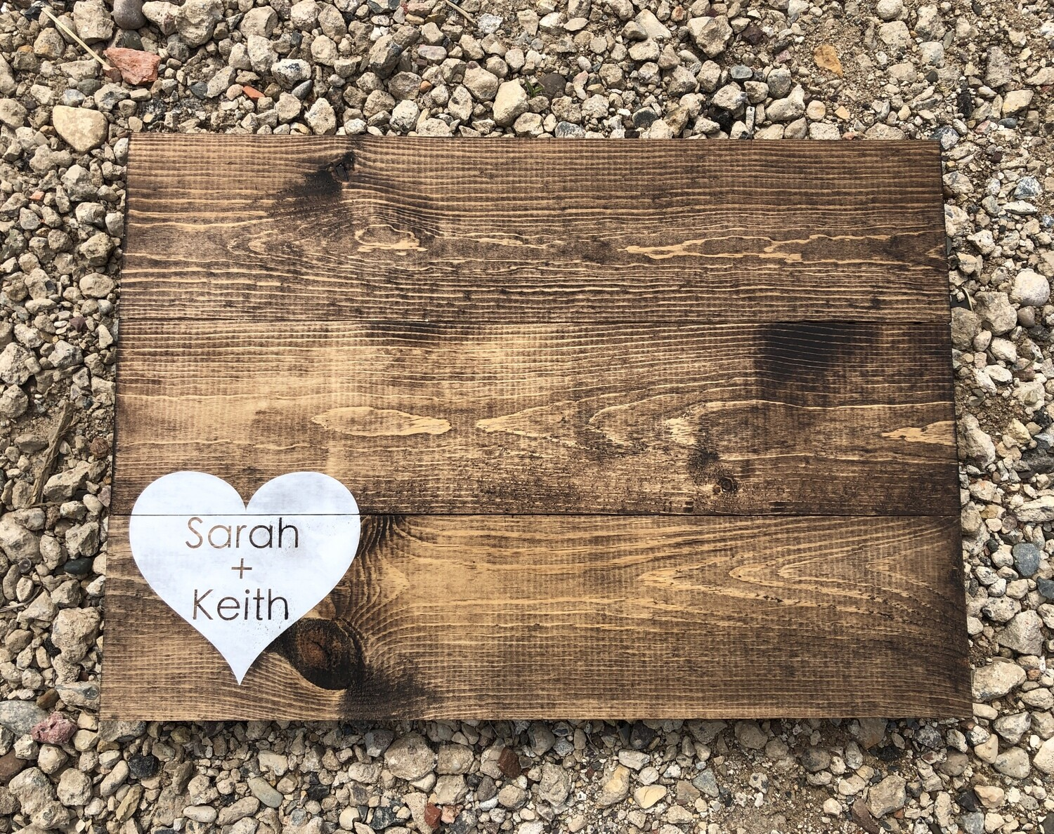 Wedding Guestbook (16 x 24in)