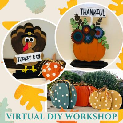 November Virtual Workshop