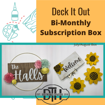 Deck It Out - July/August Subscription Box