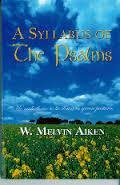 A Syllabus of The Psalms by Dr. W. Melvin Aiken