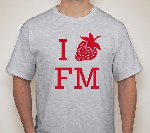 FMN Strawberry T-Shirt