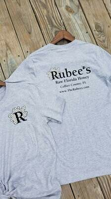 Rubee's Shirt- Grey