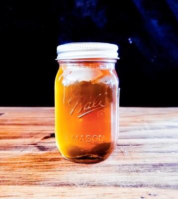 Mini Jar- Orange Blossom Honey