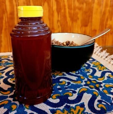 Skep Bottle- Ultimate Allergy Blend Honey