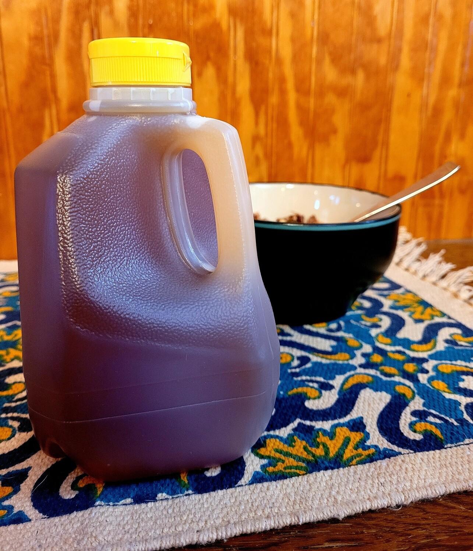3lb Jug- Saw Palmetto Honey